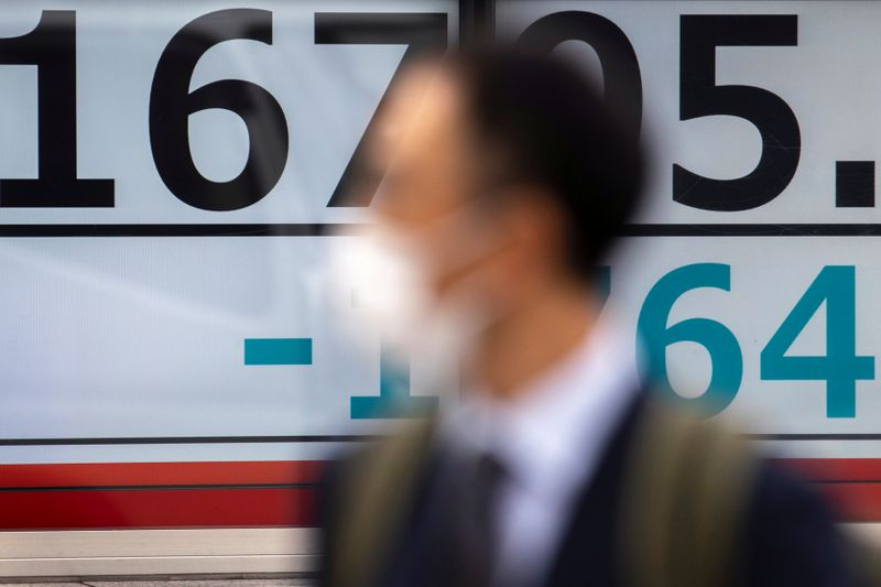 Asia shares extend gains as economies slowly re-open, oil rallies