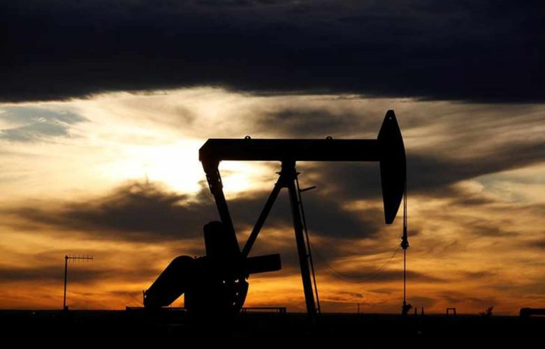 Brent oil rises on weaker dollar though IEA cuts demand outlook