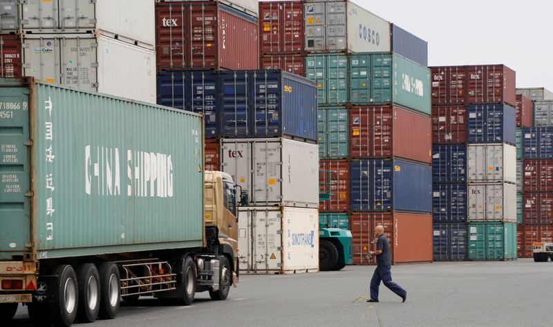Japan June exports seen tumbling again, CPI drop to keep deflation fears alive