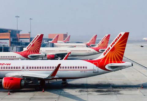 Delhi airport sees record number of passengers after second Covid-19 wave
