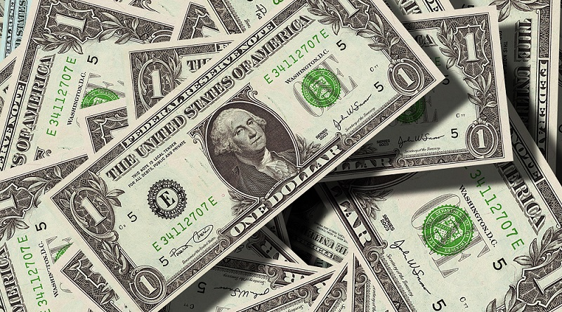 Dollar Down Over Persistent Stimulus Hopes