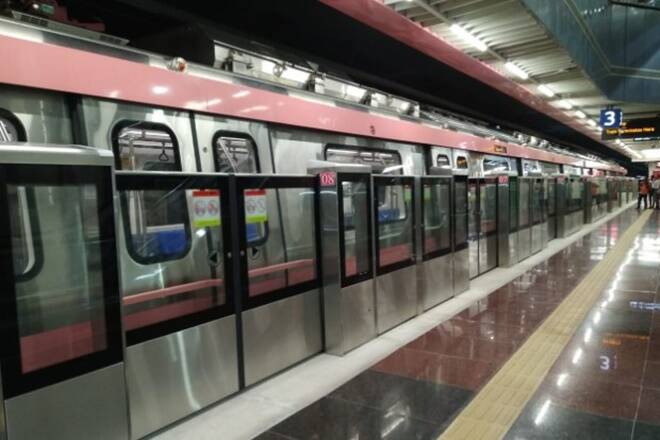 Delhi Metro trains start running with 100% seating capacity; standing not allowed in coaches